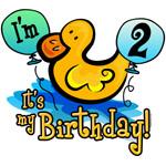 Ducky Birthday 2nd