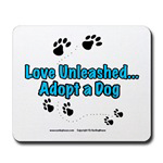 Love Unleashed... Adopt a Dog