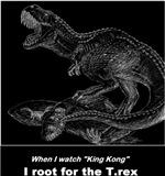Victorious T.rex