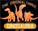 Dinosauria - The Original 3