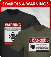 symbols & warnings