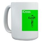 iPod parody design Atheist Mugs