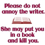 Annoy the Writer (female)