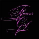 Flower Girl - black