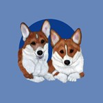 A Corgi Couple