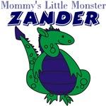 Zander (Mommy's little monster)