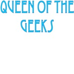Queen of the Geeks Tees & Gifts