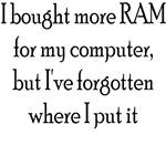 RAM T-shirts & Gifts