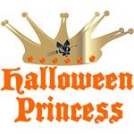 Halloween Princess T-shirts & Gifts