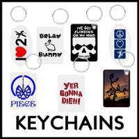 New! Keychains!
