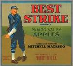 Best Strike Apples