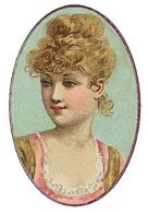 Victorian Lady Rebecca