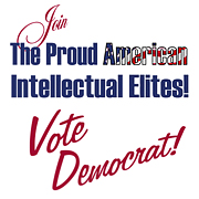 Join the Proud American Intellectual Elites