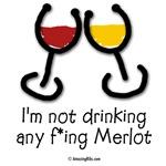 Not drinking Merlot