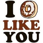 i doughnut like you