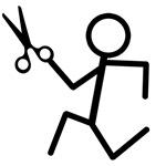 running scissors