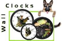 GSD Wall Clocks