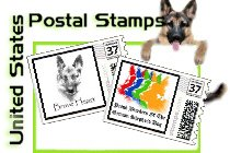 US Postal Stamps