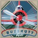 Buzzkutt Airplane