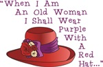 When I Am An Old Woman