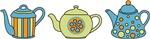 Teapot Border