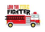 Love thy Fire Fighter