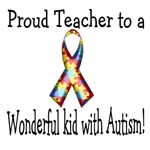 Proud Teacher to a child with autism