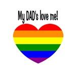 My Dad's Love me!