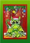 Dragon Christmas Holiday
