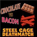 Bacon VS Chocolate