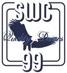 rockin the 99 vintage stalewear logo eagle