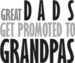 Great dads get promoted to Gr