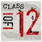 Class of 12 Grunge T-Shirts and Apparel