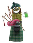 Bagpipe Pickle