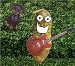 Rocker Pickle on Grass