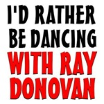 Dancing with Ray Donovan