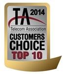 2014 Customers Choice Top 10