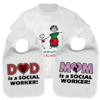 My ... is a SOCIAL WORKER!
