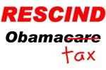Rescind Obamacaretax
