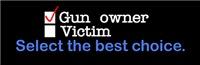 Gun Owner or Victim?