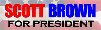 Scott Brown for President