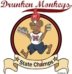 Drunken Monkey t-shirts & gifts