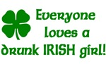 Everyone loves a drunk Irish girl