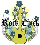 Rock Chick t-shirts & gifts