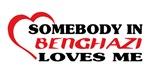 Somebody in Benghazi loves me