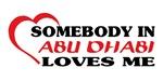 Somebody in Abu Dhabi loves me