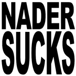 Nader Sucks
