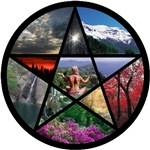 Pentacle Collage