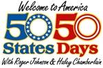 50 States 50 Days