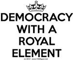 Democracy with...